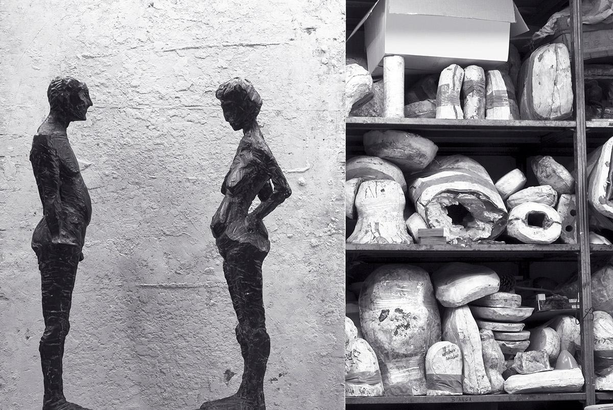Ebete, Sarah Del Giudice, Sculture, Firenze